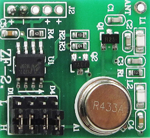 Eleltronika přijímače