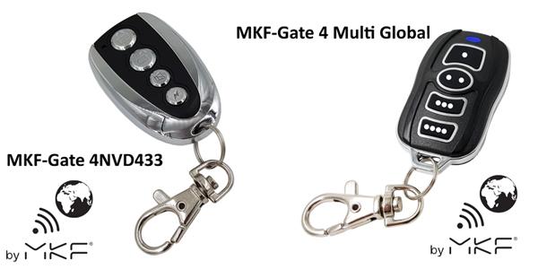 MKF-Gate 4NVD a MKF-Gate Multi Global
